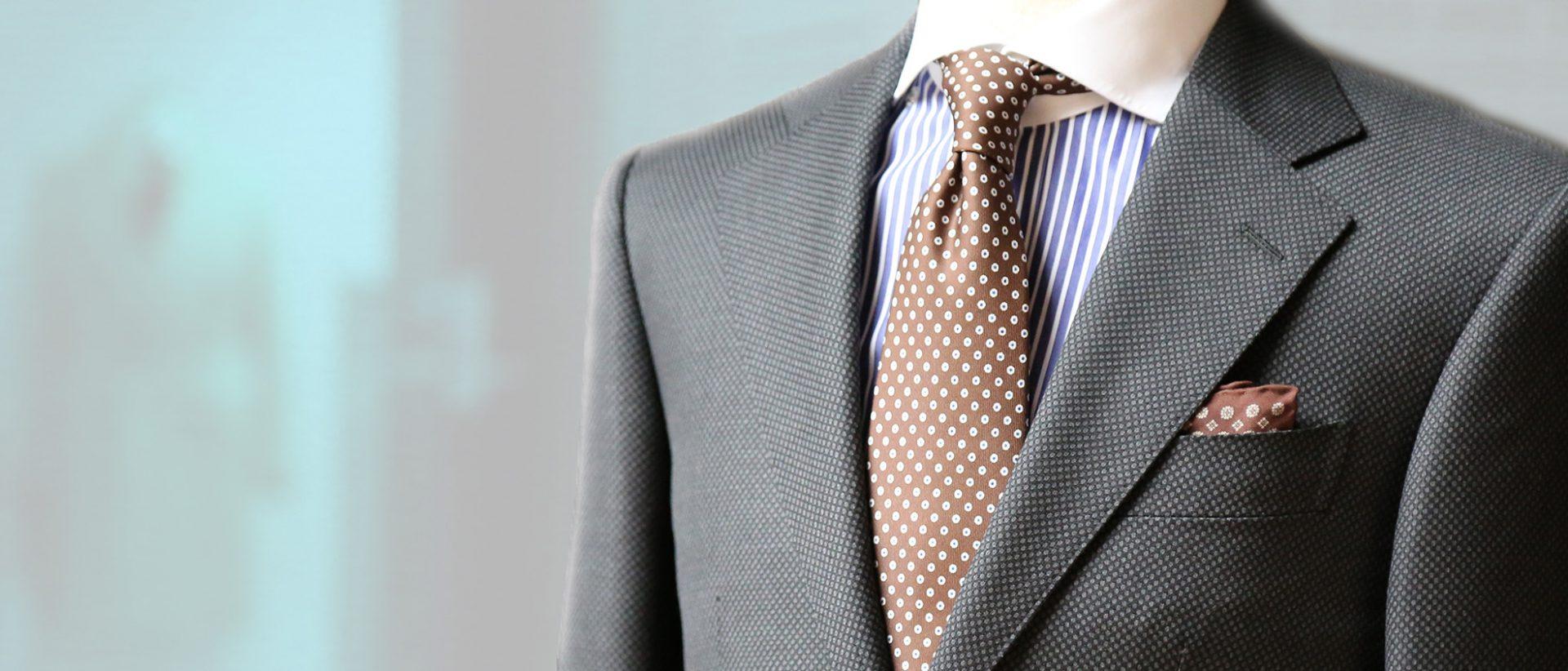 Kravaty s vysokou estetickou vyrovnanosťou, svetovou úrovňou a nadčasovím dizajnom.
